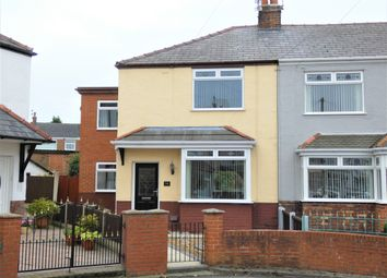 Thumbnail 3 bed semi-detached house for sale in Fernlea Avenue, Thatto Heath, St. Helens
