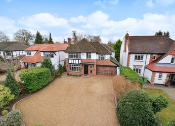 Thumbnail 5 bed property to rent in Marlings Park, Chislehurst