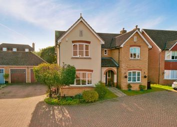 Thumbnail 5 bed detached house for sale in Alfriston Grove, Kings Hill, West Malling