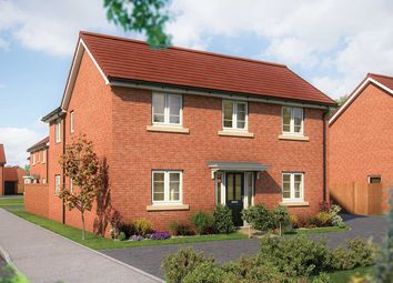 """Thumbnail 4 bedroom detached house for sale in """"The Knightley"""" at Flawforth Lane, Ruddington, Nottingham"""