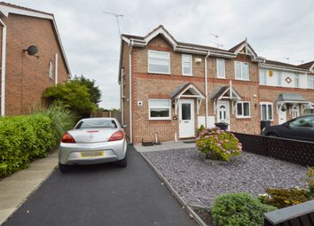 Thumbnail 2 bed end terrace house to rent in Stanley Park Drive, Saltney, Chester