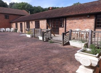 Thumbnail 2 bed barn conversion to rent in Rushden Road, Souldrop, Bedford