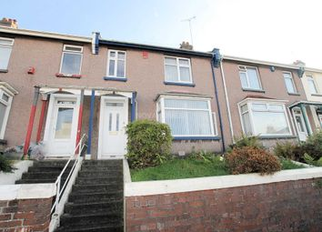 Thumbnail 3 bedroom terraced house for sale in Browning Road, Milehouse