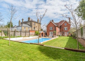 Thumbnail 7 bed detached house to rent in Clifton Road, Winchester