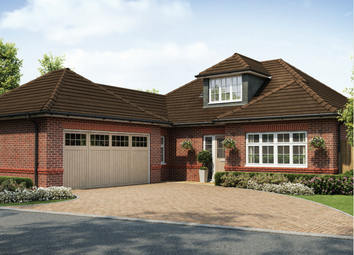 Thumbnail 3 bed bungalow for sale in Canal View, The Toppings, Garstang, Lancashire