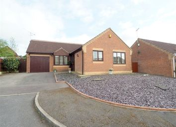Thumbnail 2 bed detached bungalow for sale in Tintern Close, Kirkby-In-Ashfield, Nottingham