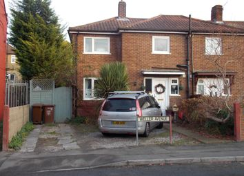 Thumbnail 3 bed end terrace house for sale in Weller Avenue, Rochester