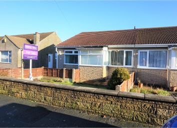 Thumbnail 2 bed semi-detached bungalow for sale in Hampsfell Drive, Morecambe
