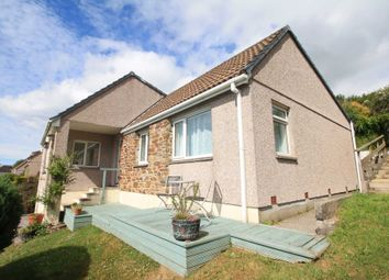 Thumbnail 3 bed detached bungalow for sale in Downs Lane Park, Looe