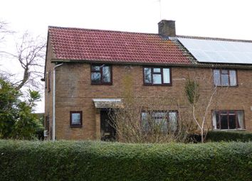 Thumbnail 3 bed semi-detached house to rent in The Green, Ridlington, Oakham