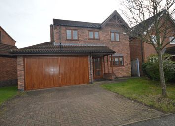 Thumbnail 4 bed detached house to rent in Stonesby Vale, West Bridgford, Nottingham