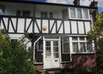 Thumbnail 3 bed end terrace house to rent in Princes Gardens, West Acton