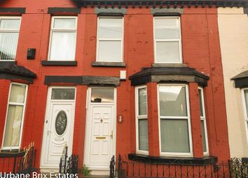 Thumbnail 3 bed terraced house for sale in Ingrow Road, Liverpool