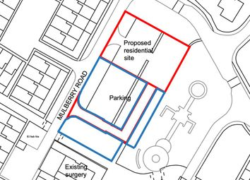 Thumbnail Land for sale in Centre Point, King's Lynn
