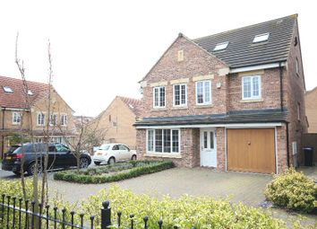 Thumbnail 4 bed detached house to rent in Principal Rise, Dringhouses, York