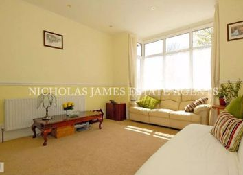 Thumbnail 2 bed flat to rent in Springfield Road, Arnos Grove, London
