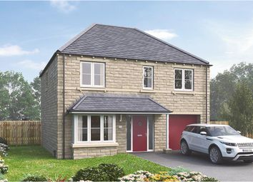 "Thumbnail 4 bed detached house for sale in ""The Rosebury"" at Sandhill Fold, Idle, Bradford"