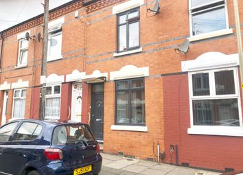 Thumbnail 2 bed terraced house for sale in Egginton St, Highfields, Leicester