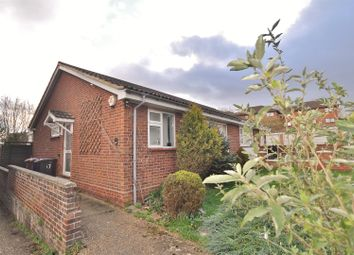 Thumbnail 2 bed bungalow for sale in Latchmore Close, Hitchin