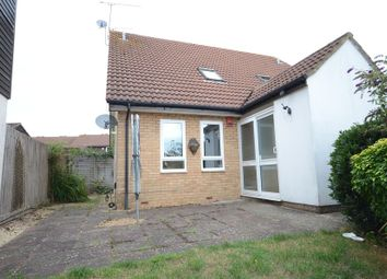 Thumbnail 1 bed end terrace house to rent in Frieth Close, Earley, Reading