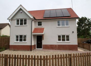 Thumbnail 3 bedroom detached house to rent in Primrose Cottages, The Street, Bredfield, Woodbridge