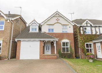 Thumbnail 3 bed detached house for sale in Cannell Close, Clay Cross, Chesterfield
