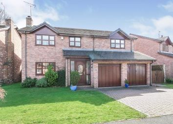Thumbnail 4 bed detached house for sale in Cae Gwyn, Llanferres, Mold, Denbighshire