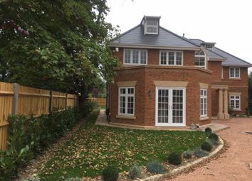 Thumbnail 6 bed detached house for sale in Templewood Lane, Farnham Common, Slough