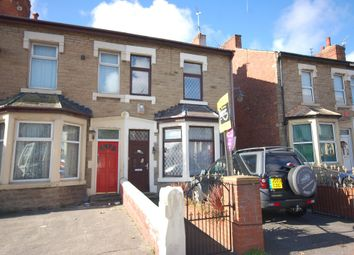 Thumbnail 4 bedroom end terrace house for sale in Devonshire Road, Blackpool