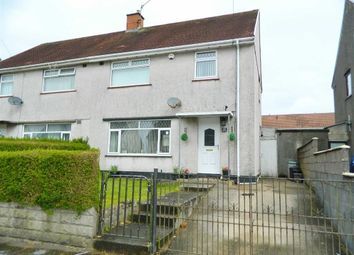 Thumbnail 3 bedroom property for sale in Clwyd Road, Penlan, Swansea