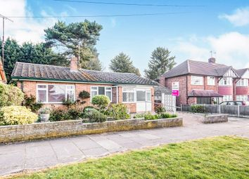 2 bed detached bungalow for sale in Welland Vale Road, Leicester LE5
