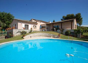 Thumbnail 5 bed villa for sale in Tourrettes Sur Loup, Tourettes Sur Loup, Alpes-Maritimes, Provence-Alpes-Côte D'azur, France