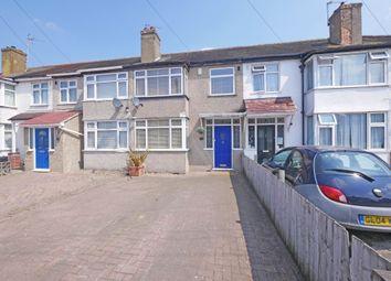 Thumbnail 3 bed terraced house for sale in Grosvenor Crescent, Hillingdon, Uxbridge