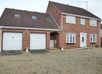 Thumbnail 5 bed detached house for sale in School Road, Marshland St. James, Wisbech