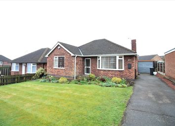Thumbnail 3 bedroom detached bungalow for sale in Grey Street, Newthorpe, Nottingham