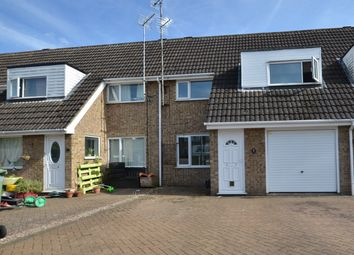 Thumbnail 3 bed terraced house for sale in Still Close, Market Deeping, Peterborough