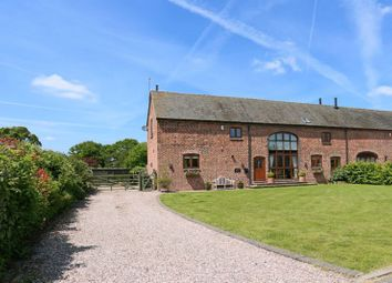 Thumbnail 4 bed barn conversion for sale in Coton, Gnosall, Stafford