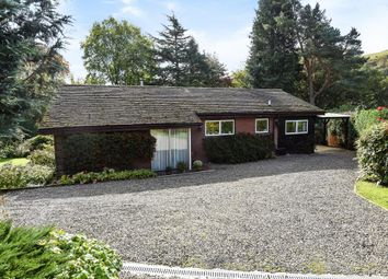 Thumbnail 3 bed detached bungalow for sale in Llanfairwaterdine, Knighton