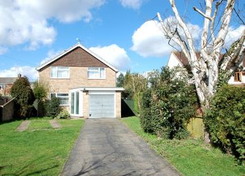 Thumbnail 4 bed detached house for sale in Rectory Road, Tiptree, Colchester