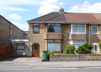 Thumbnail 4 bed end terrace house for sale in Shaftesbury Road, Oldfield Park, Bath
