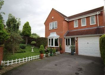Thumbnail 4 bed detached house for sale in Riverview, Long Bennington, Newark