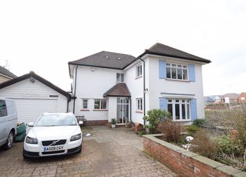Thumbnail 4 bed detached house for sale in Ty Coch Close, Llantarnam, Cwmbran