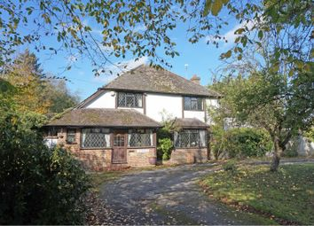 4 bed detached house for sale in Smallfield Road, Horley RH6