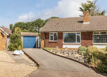 Thumbnail 2 bed semi-detached bungalow for sale in Manor Gardens, Southbourne, Emsworth