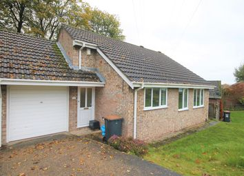 Thumbnail 3 bed semi-detached bungalow to rent in Old Trough Way, Harrogate