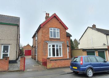 Thumbnail 3 bed detached house for sale in Garendon Road, Shepshed, Leicestershire