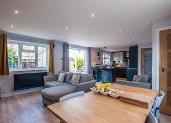 Thumbnail 3 bed detached house for sale in Oak Way, South Cerney, Cirencester
