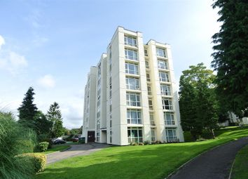 Thumbnail 2 bed flat for sale in Manor Court, Weybridge