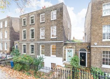 Thumbnail 4 bed terraced house to rent in Camberwell Grove, Camberwell, London