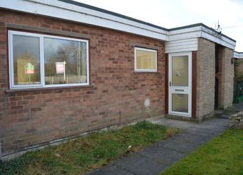 Thumbnail 1 bed semi-detached bungalow for sale in Telford Way, Thurnby Lodge, Leicester